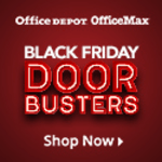 Early Black Friday Deals at Office Depot / OfficeMax