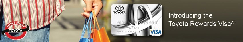 Toyota Rewards
