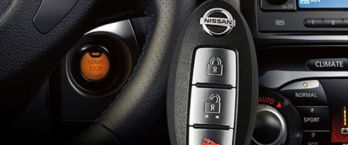 Nissan Intelligent Key - Windsor Nissan