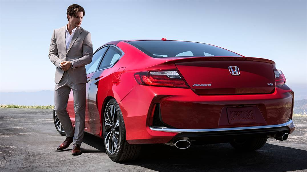 Trims Of The 2016 Honda Accord Coupe In Reno
