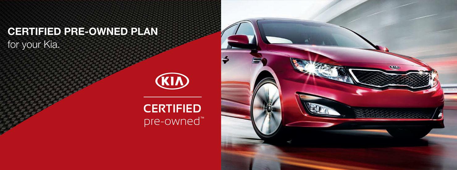 Kia Certified Pre-Owned >> Kia Certified Pre Owned Vehicle Program Chuck Olson Kia