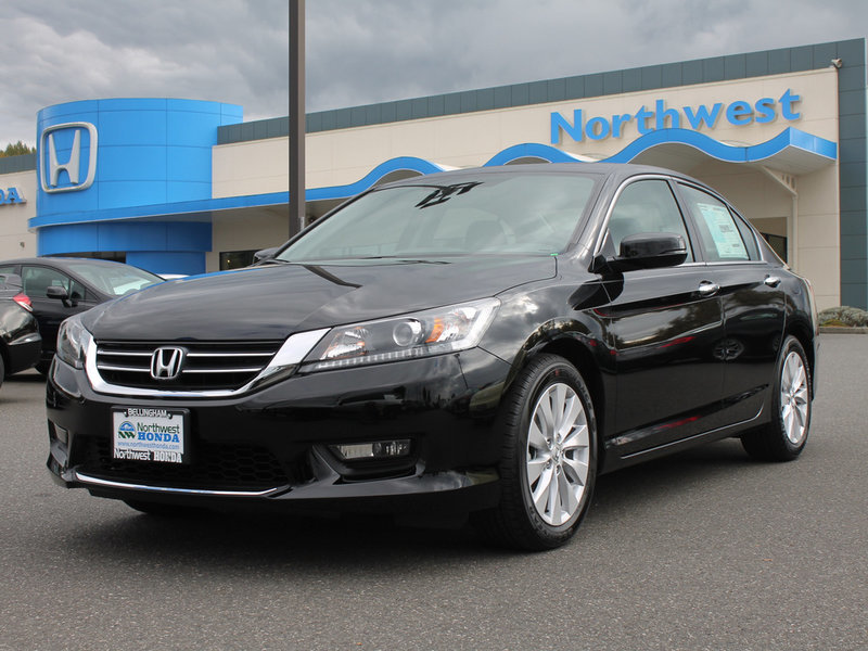 Used Honda For Sale >> Used Honda Accord For Sale In Bellingham Northwest Honda