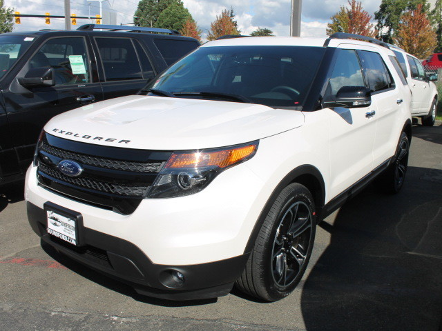 2014 ford explorer for sale in renton sound ford. Black Bedroom Furniture Sets. Home Design Ideas