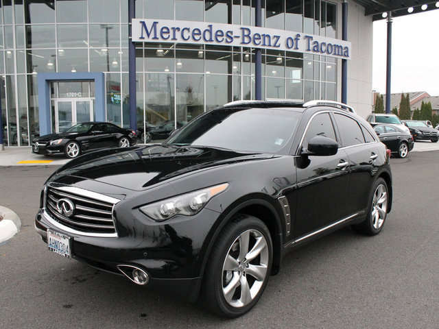 One Owner Infiniti For Sale In Puyallup Puyallup Used Cars