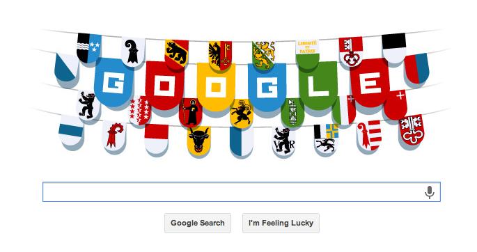 1 de Agosto - Google