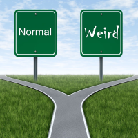 Life in the Weird Lane