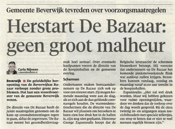 Herstart Bazaar