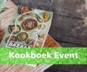 Bazaar Kookboek Event