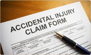 Accidental Injury Claim Form