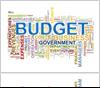 Budget word cloud