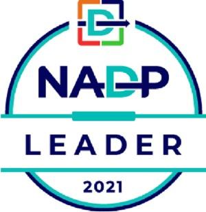 NADP Leader 2021 Award Badge