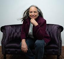 Carolyn N. Budnik smiling for the camera