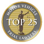Motor Vehicle Trial Lawyers Top 25