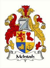 McIntosh Family Crest