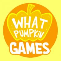 What Pumpkin Games logo