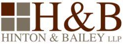 Hinton & Bailey LLP Logo