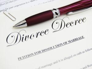 Divorce Decree Form