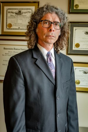 Attorney John Culver