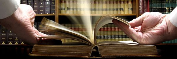Flipping Through an Open Law Book