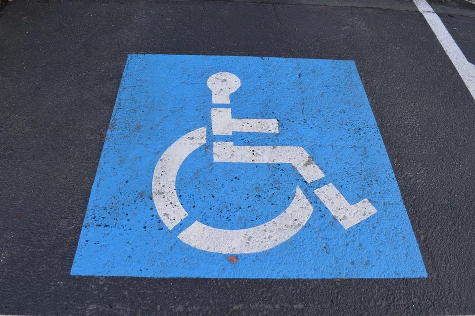 posti riservati handicap