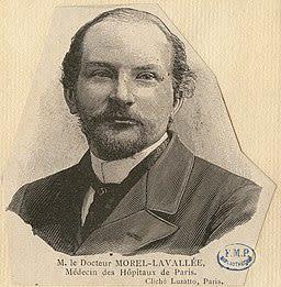 Il dott. Morel Lavalée