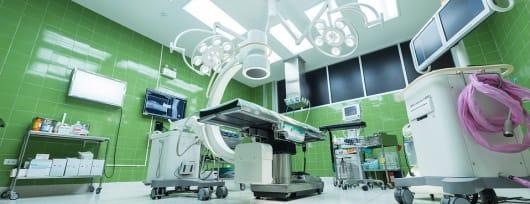 sala operatoria-chrirurgia ortopedica