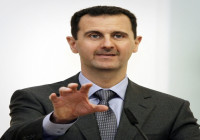 Should Syria's President Bashar al-Assad be Forced to Step Down?