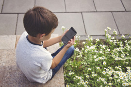 Should there be a law to ban mobiles for children below 14 years?