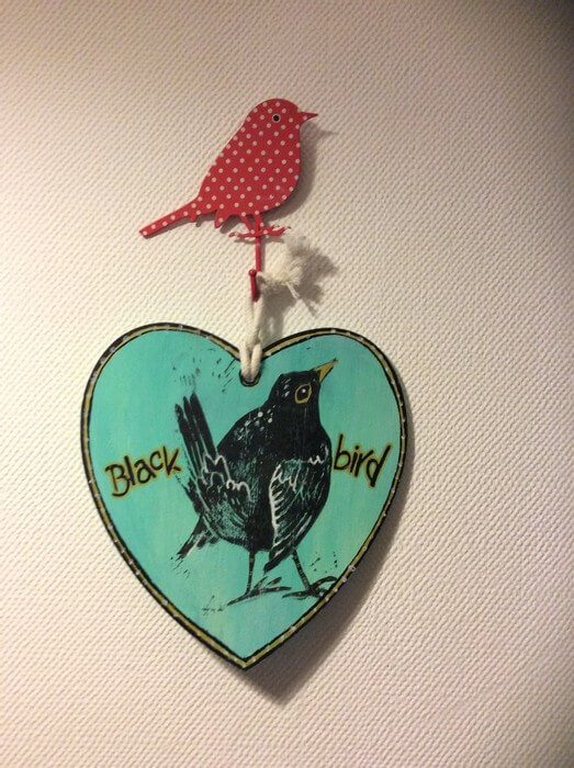 Blackbird Heart