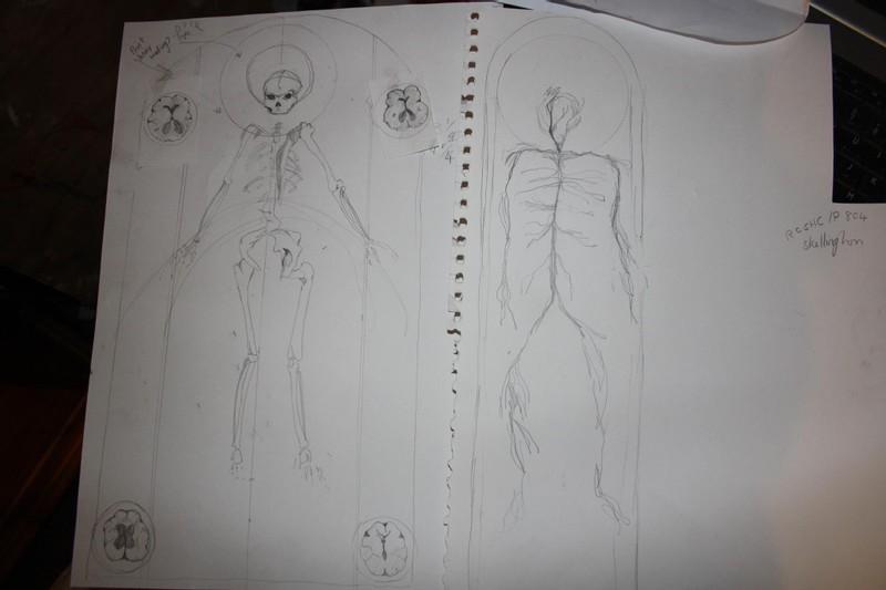 Mock up sketches