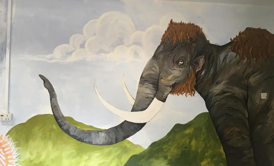 Mammoth Wall