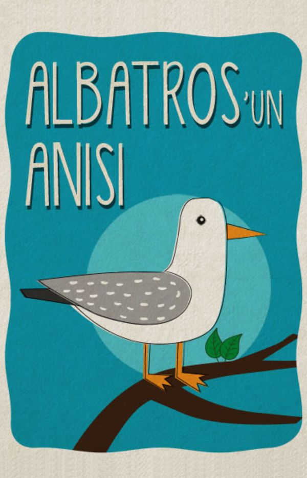 Albatrosun Anısı