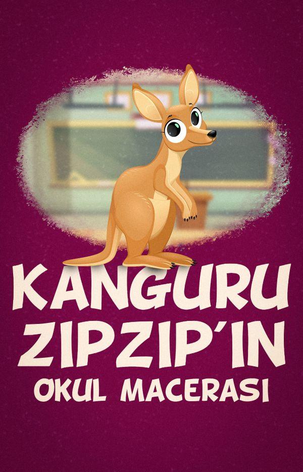 Kanguru Zıpzıp'ın Okul Macerası