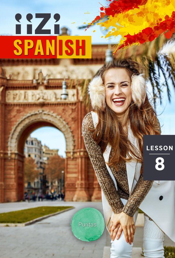 İİZİ Spanish 8