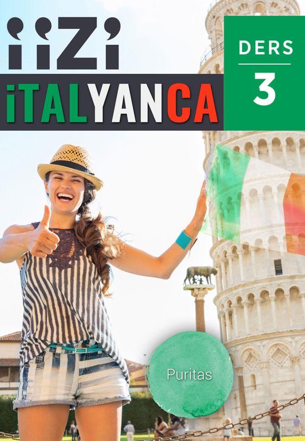 İİZİ İtalyanca 3