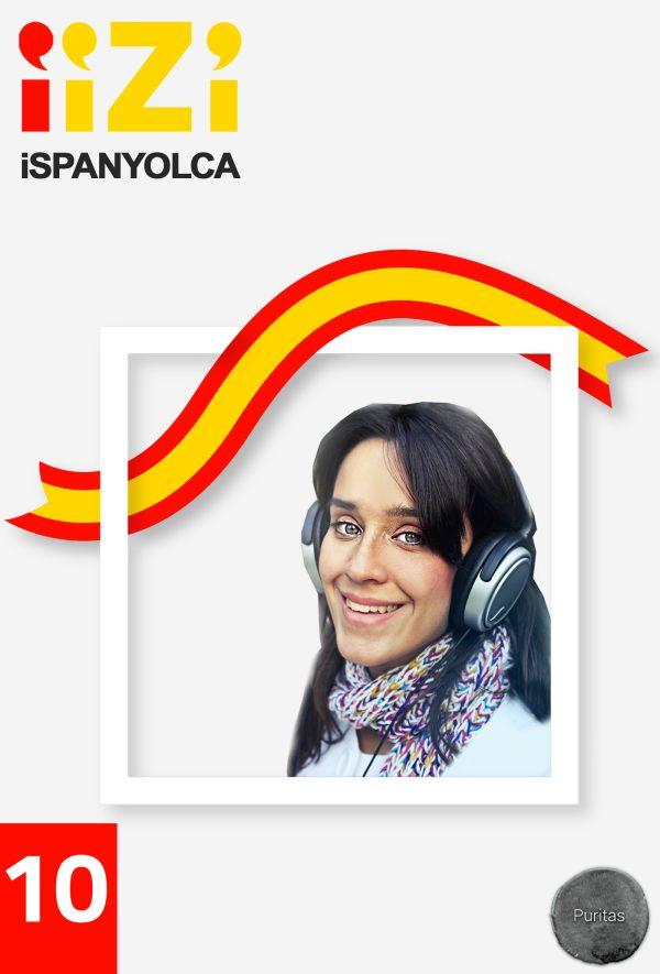 İİZİ İspanyolca 10