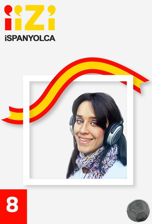 İİZİ İspanyolca 8