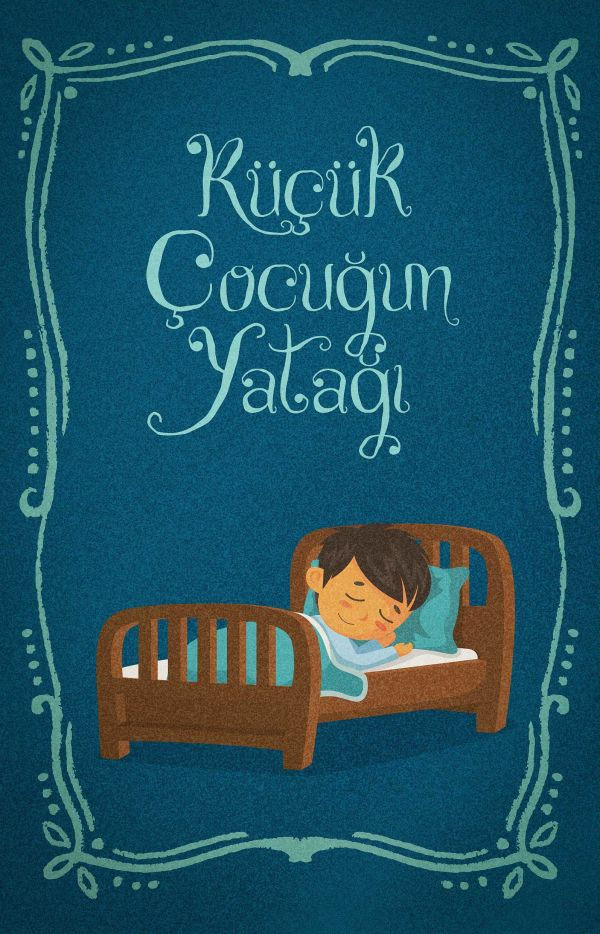 Küçük Çocuğun Yatağı