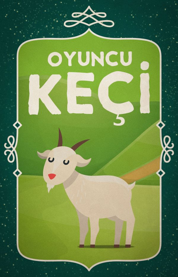 Oyuncu Keçi
