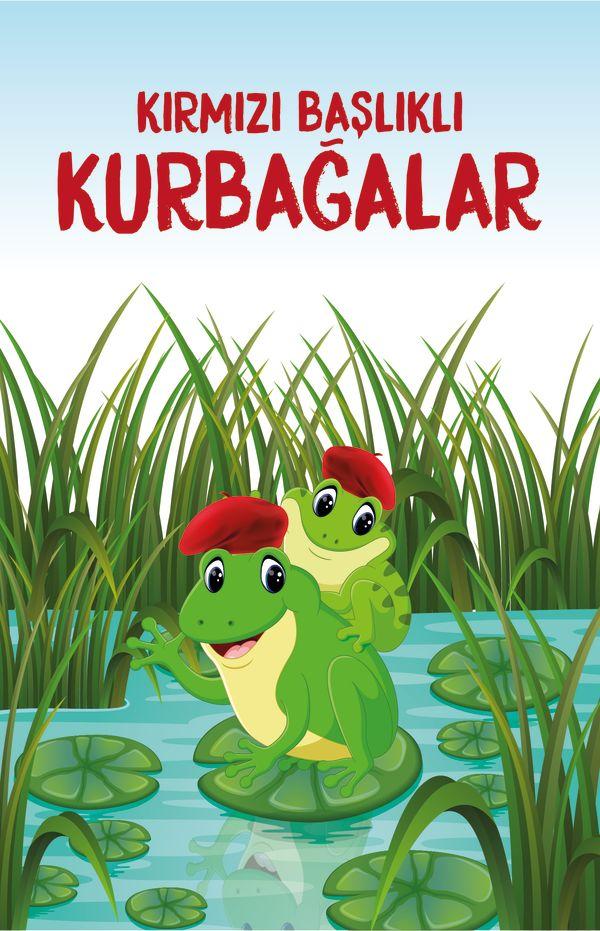 Kırmızı Başlıklı Kurbağalar