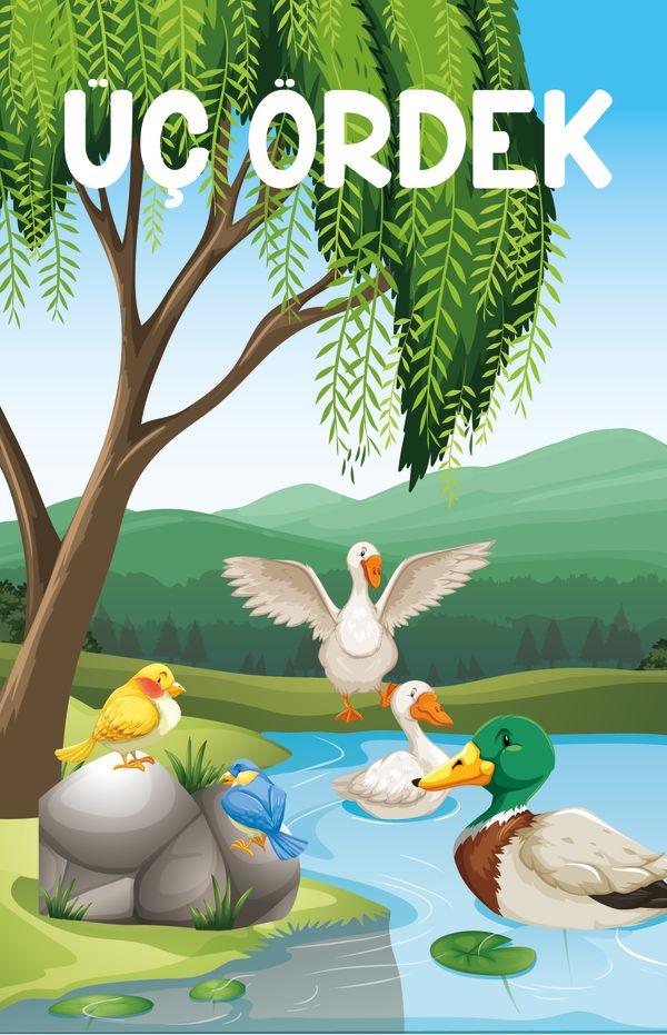 Üç Ördek