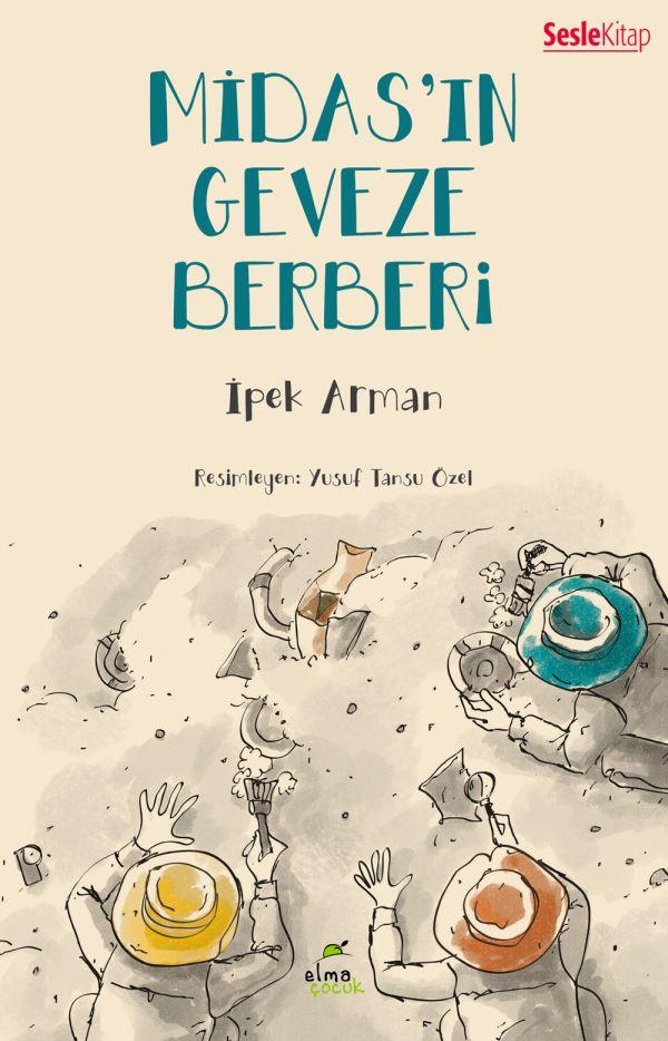 Midas'ın Geveze Berberi