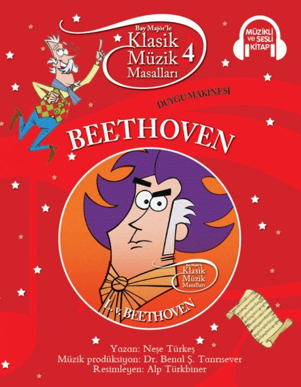 Klasik Müzik Masalları 4 - Beethoven