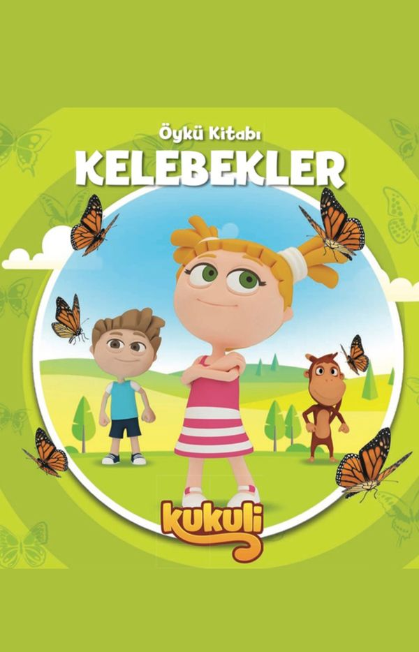 Kukuli - Kelebekler