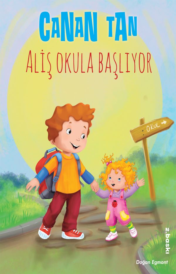 Aliş ile Maviş: Aliş Okula Başlıyor