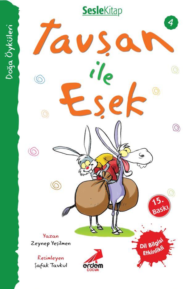 Kır Öyküleri  - Tavşan ile Eşek