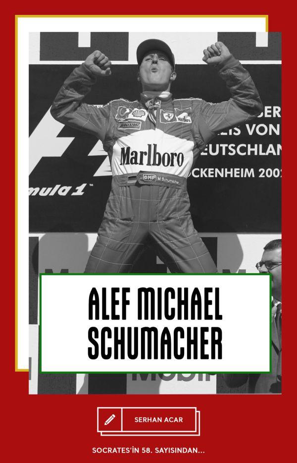 Alef Michael Schumacher