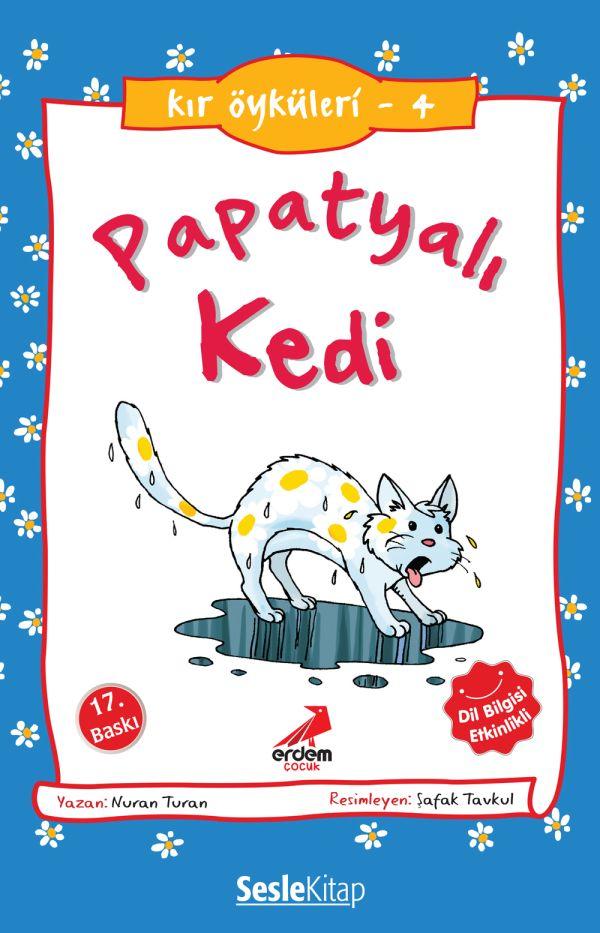 Kır Öyküleri  - Papatyalı Kedi