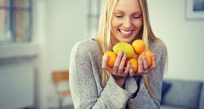 Vitamine machen glücklich
