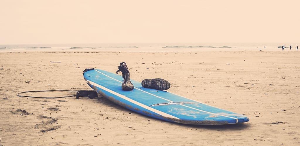 Quiero Aprender Surf